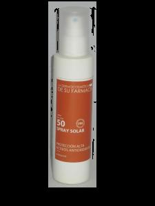 Spray Solar SPF50