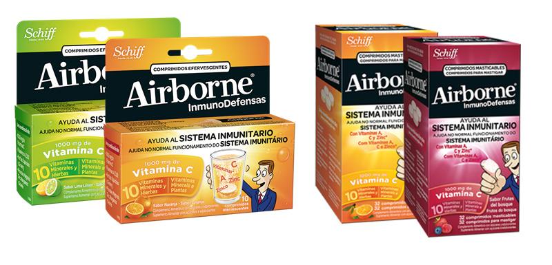 Productos Airborne